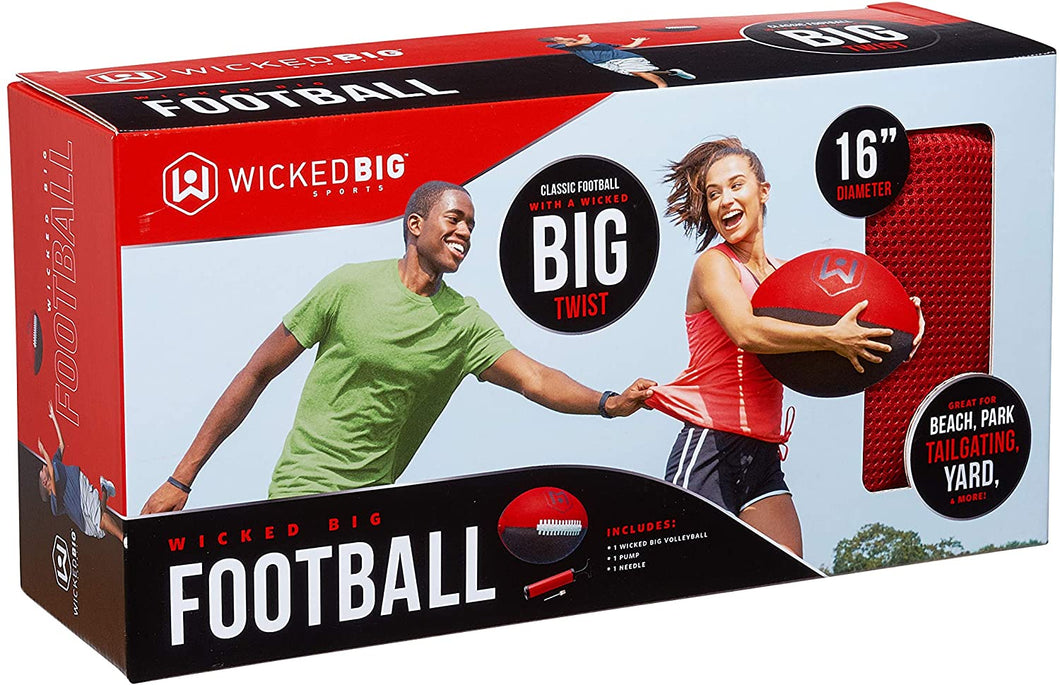 Wicked Big Sports Football