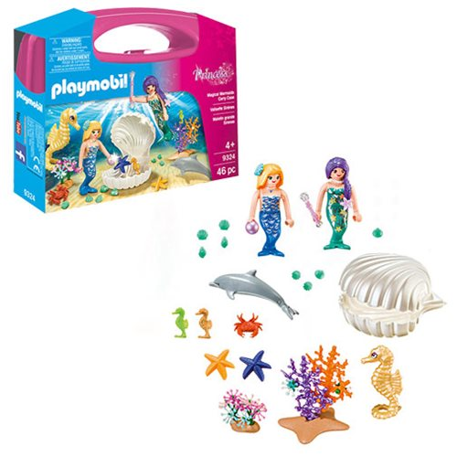 Playmobil(R) Magical Mermaids Carry Case