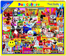 Load image into Gallery viewer, Pop Culture Puzzle 1000 pc