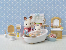 Load image into Gallery viewer, Calico Critters Country Bathroom Set