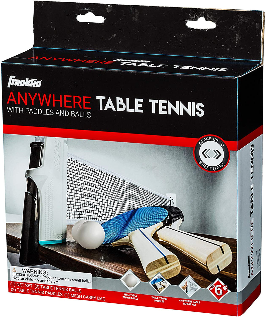 Franklin Anywhere Table Tennis
