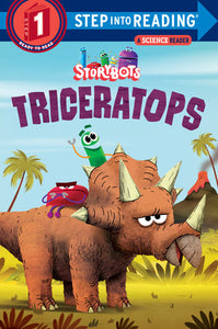 Step Into Reading - Triceratops