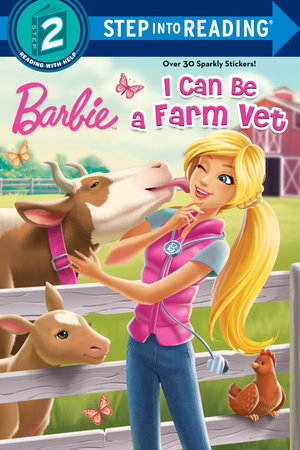 Step Into Reading - Barbie: I Can Be a Farm Vet