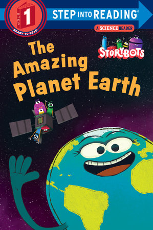 Step Into Reading -  The Amazing Planet