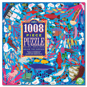Below The Surface 1000 Pc Puzzle