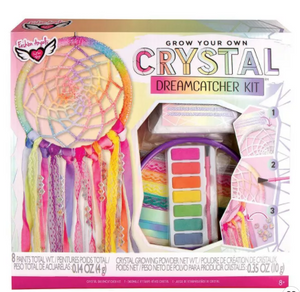 Grow Your Own Crystal Dreamcatcher Kit