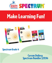 Load image into Gallery viewer, Spectrum Learning Bundle - pick a grade