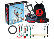 Load image into Gallery viewer, American Ninja Warrior Slackers Ninjaline 36' Zipline