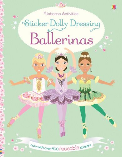 Sticker Dolly Ballerinas
