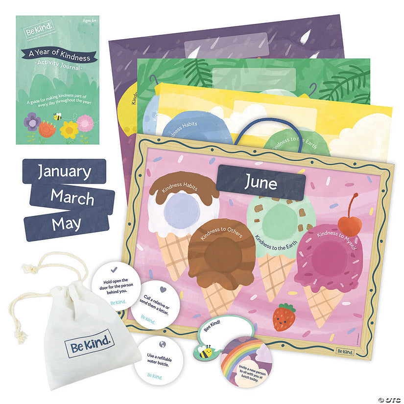 Year of Kindness Activity Kit