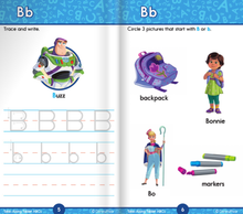 Load image into Gallery viewer, My Take-Along Tablet: Pixar ABCs Activity Pad Preschool-1st