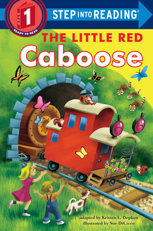 Step Into Reading - The Little Red Caboose