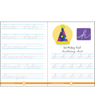 Load image into Gallery viewer, Trace with Me: Cursive Letters Activity Book