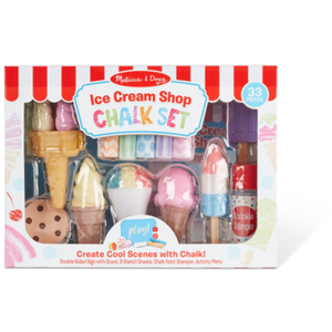 Chalk Set Ice Cream