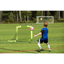 Load image into Gallery viewer, Franklin Blackhawk Portable Soccer Goal