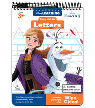 Load image into Gallery viewer, Trace with Me: Frozen 2 Letters Activity Pad