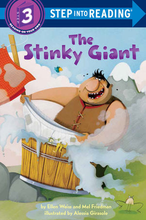 Step Into Reading - The Stinky Giant