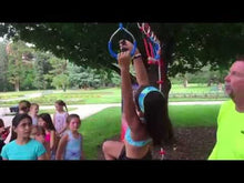 Load and play video in Gallery viewer, American Ninja Warrior Slackers Ninjaline 36' Zipline