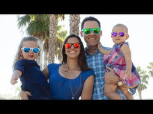 Load and play video in Gallery viewer, ROSHAMBO BABY SUNGLASSES