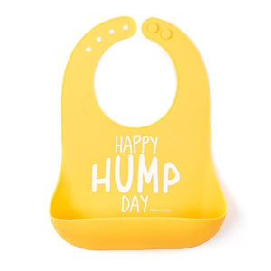 Hump Day Wonder Bib
