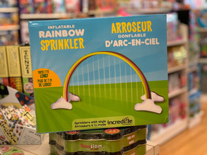Inflatable Rainbow Sprinkler