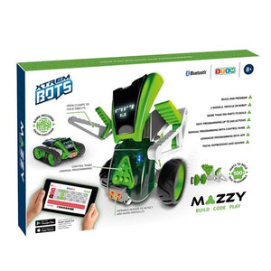 Mazzy Programmable Robot