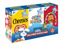 Load image into Gallery viewer, Six Pack of Cereal Box Puzzles