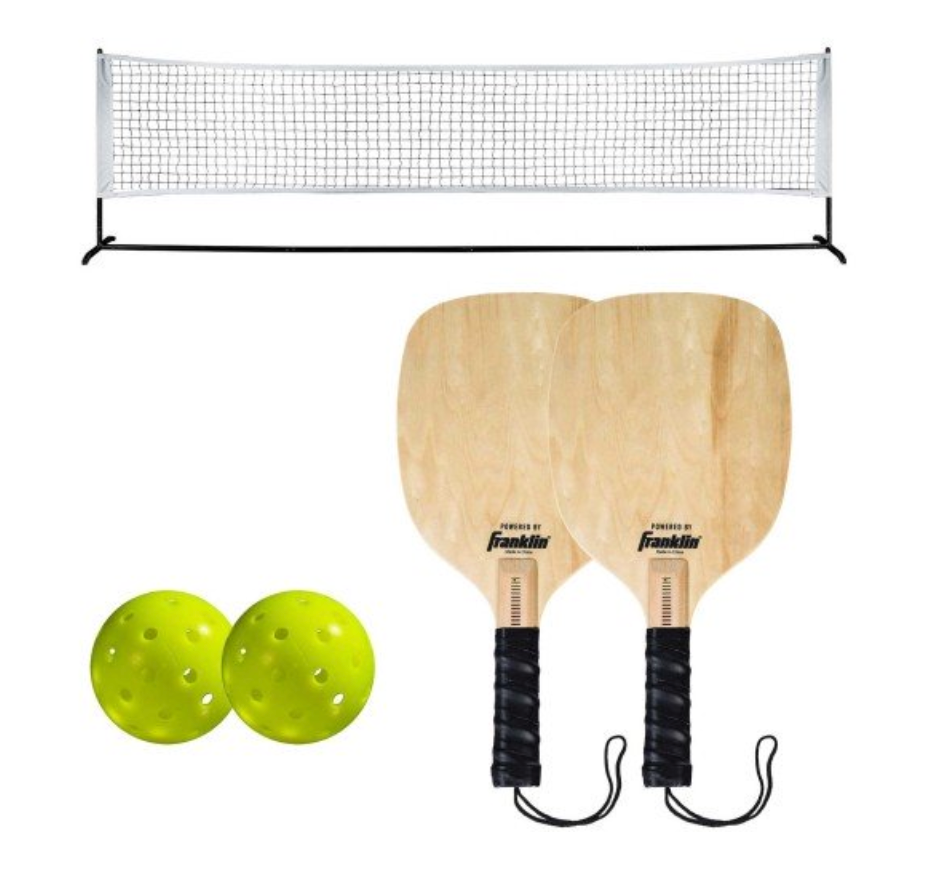 Franklin Half Court Pickleball Starter Set