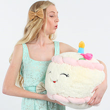 Load image into Gallery viewer, Squishable Birthday Cake 15""
