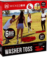 Load image into Gallery viewer, Wicked Big Sports Washer Toss