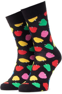 Happy Socks - Apple Socks in Multi APP01-9001