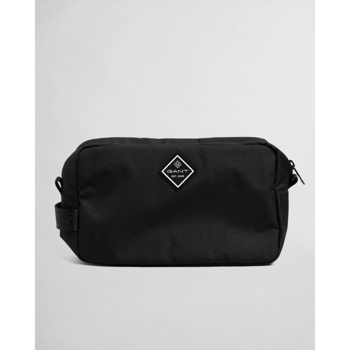 GANT - Black Sports Washbag 9970129