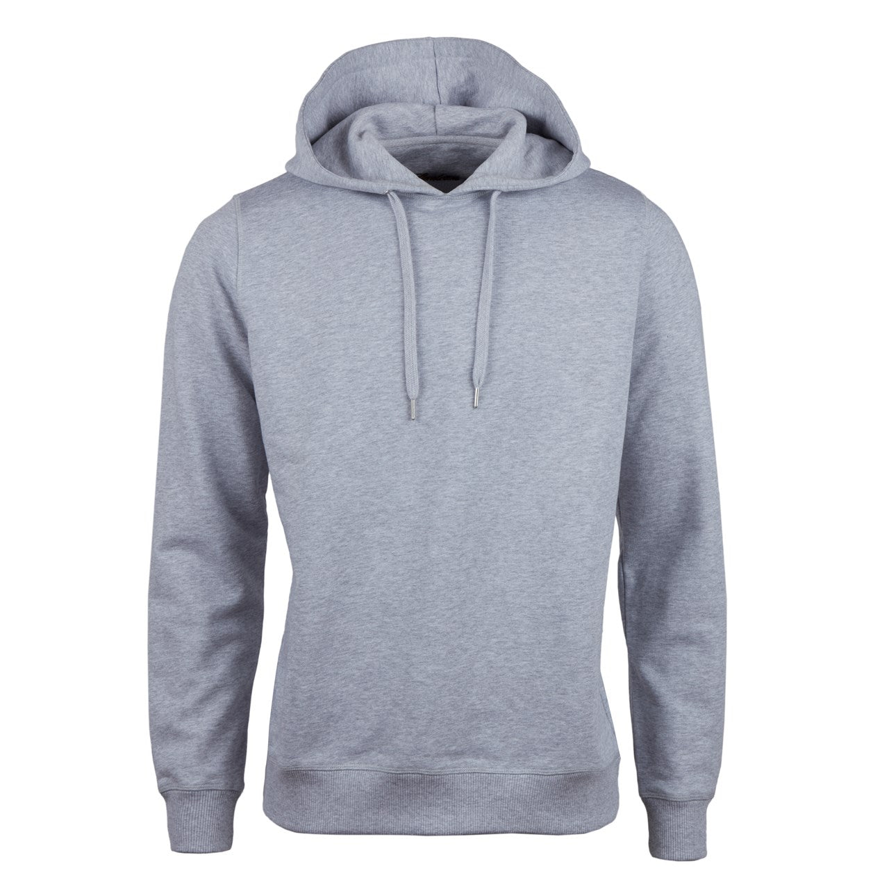 Stenstroms - Grey Cotton College Hoodie 4400462487300