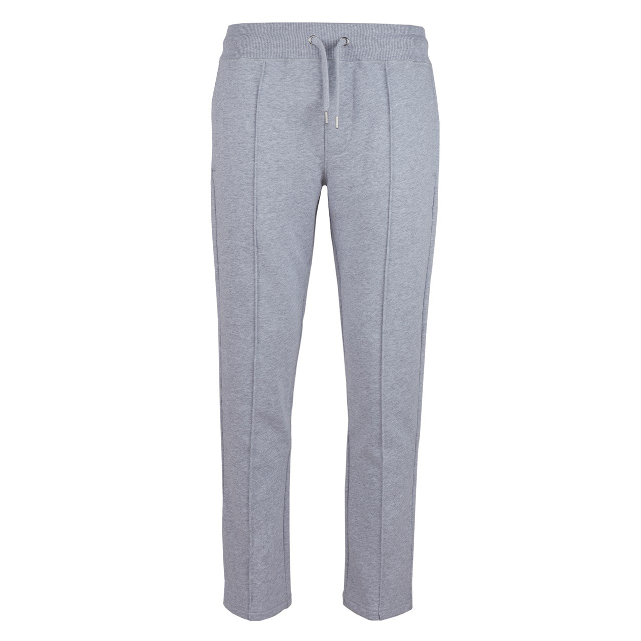 Stenstroms - Grey Cotton Jersey Pants 4400492487300