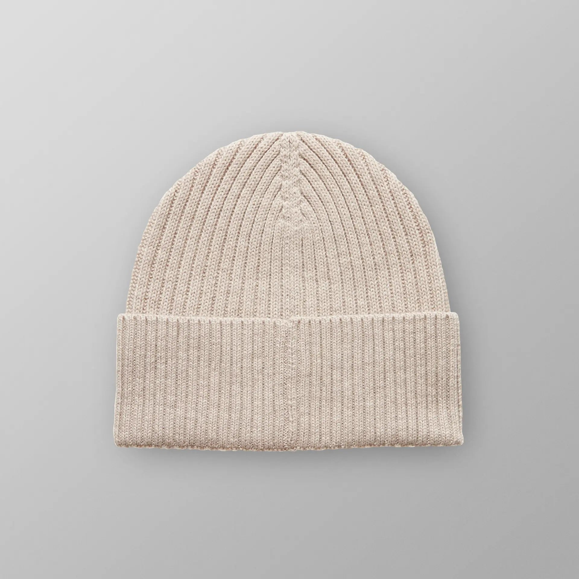 ETON - Light Grey Wool Beanie A000319921200