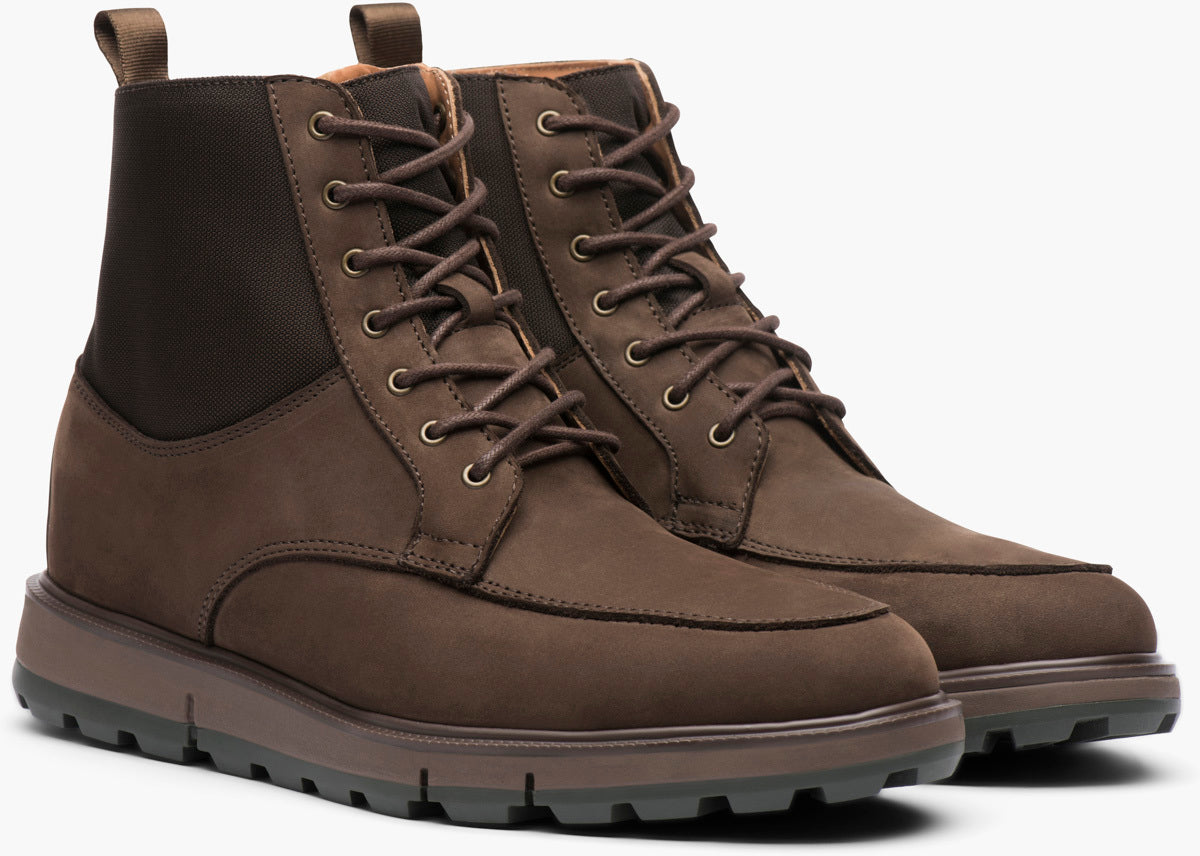 SWIMS - Motion Country Boot in Brown / Olive 21301-180