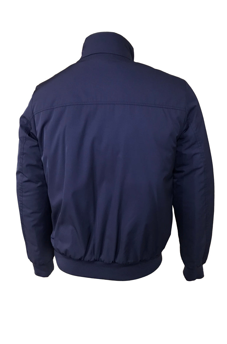GEOX - Blue Ink M VINCIT BOMBER Jacket M0420CT2676F4510