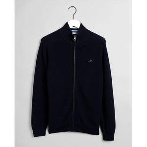 Gant - Varsity Full Zip Cardigan