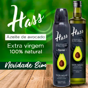 Azeite de Avocado HASS 250ml