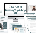 The Art of Setting Up Shop Course