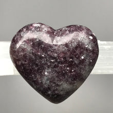 Load image into Gallery viewer, Lepidolite Crystal Heart