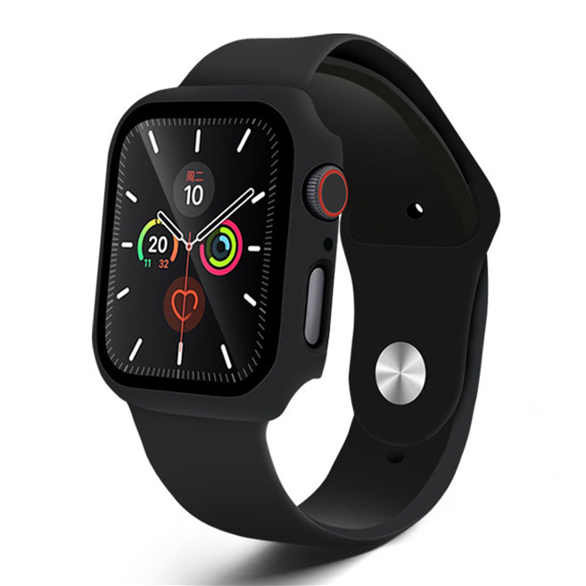Silicone Band & Screen Protector for Apple Watch