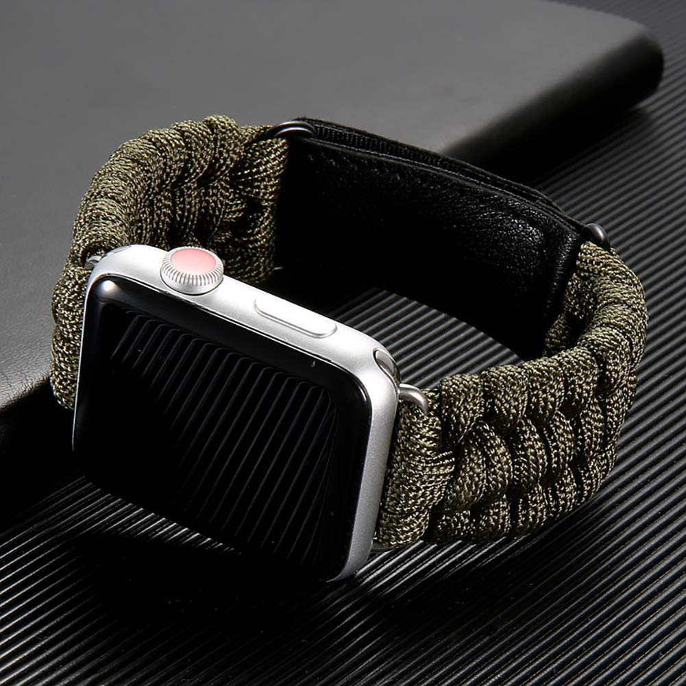 Paracord Band for Apple Watch