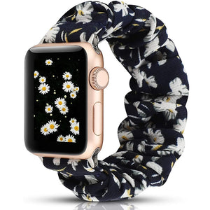 The Scrunchie Strap for Apple Watch