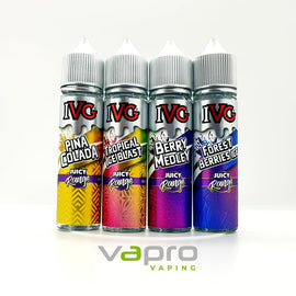 IVG 50ml Juicy Range 0mg