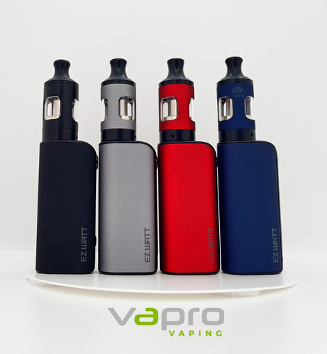EZ WATT Kit (Red) - Vapro Vapes