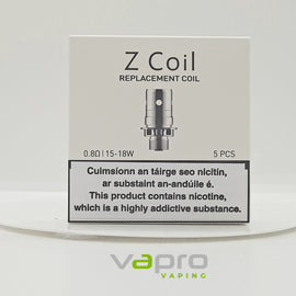 Zenith Replacement Coil 0.8ohm (Single) - Vapro Vapes