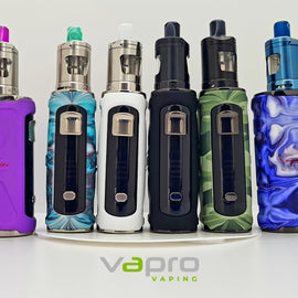 Innokin Adept Zlide Kit Purple - Vapro Vapes