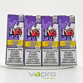 IVG 10ML Purple Slush 3mg - Vapro Vapes