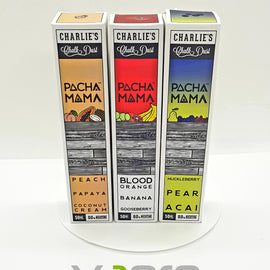 CCD Pacha Mama Blood Orange Banana Gooseberry 50ml - Vapro Vapes